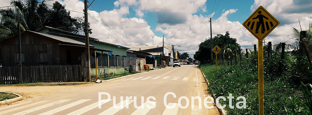Foto: cedida pelo Purus Conecta