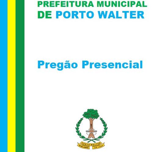 PP SRP 002/2021 - Aquisição de equipamentos e material permanente