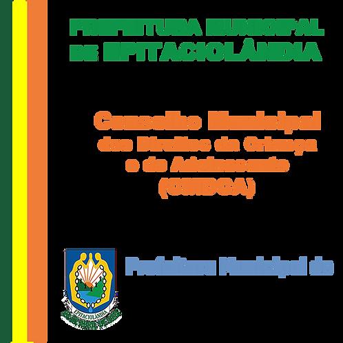 Portaria N° 001/2020 Convocar a 1ª Suplente de Conselheira do Conselho Tutelar