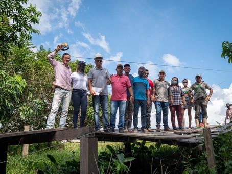 Com recursos próprios da Prefeitura de Brasileia 100 famílias serão beneficiadas