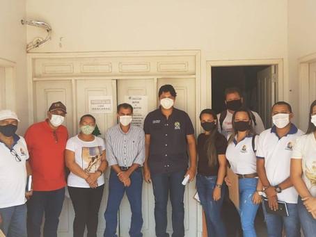 Prefeito Bené alinha estratégia de controle e combate a dengue com as equipes de vigilância