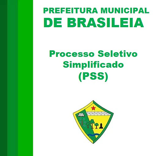 PSS  N° 002/2020 Cultura - I Prêmios Cultura Brasilieense