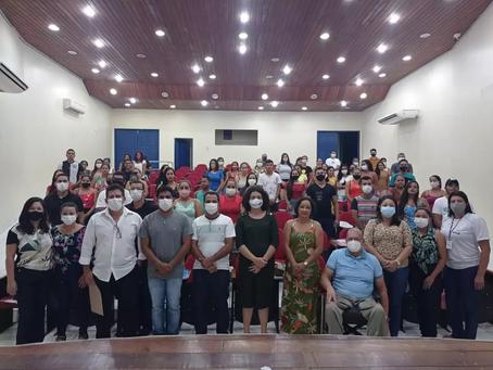 Prefeito Jailson Amorim prestigia abertura dos cursos do Programa Qualifica Acre