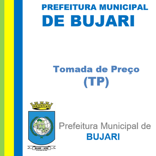 TP N° 001/2017 - Construção de 11 (Onze) Módulos Sanitários Domiciliares