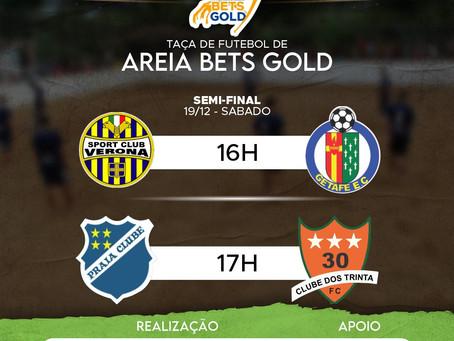 Finalistas da Taça de Futebol de Areia será conhecido no Sábado (19) em Brasileia