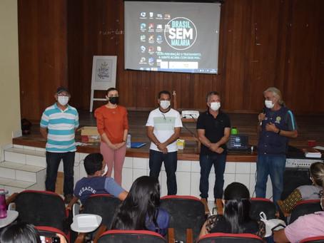 Rodrigues Alves oferece formação continuada aos novos servidores da área de combate a endemias