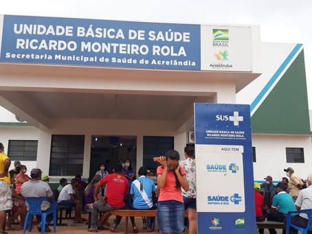 Unidade Ricardo Monteiro Rola promove ação de saúde do homem