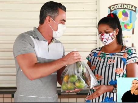 Saiba como o município está impactando positivamente inúmeras famílias guiomarense