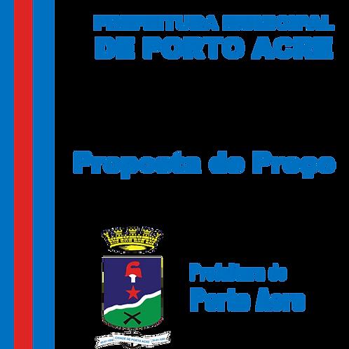 Solicitação de Proposta de Preços - FORNECIMENTO DE CESTAS  BÁSICA