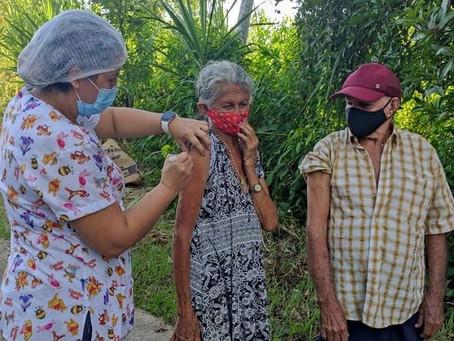 Marechal Thaumaturgo inicia campanha de vacinação de imunização covid-19