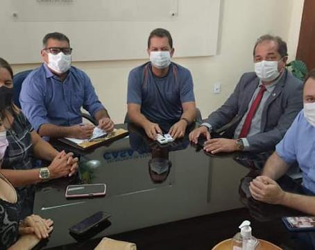 Prefeito Kiefer Cavalcante agradece investimentos do Estado no município