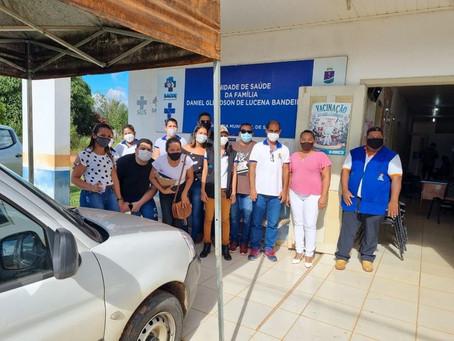 Prefeitura inicia visitas técnicas para planejar melhorias nos estabelecimentos de saúde