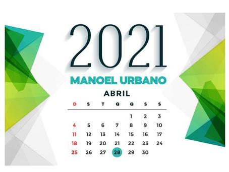 Prefeitura divulga data de pagamento dos servidores municipais referente a abril de 2021