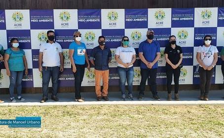 Autoridades murbanenses participaram de Ação Humanitária Itinerante na UGAI