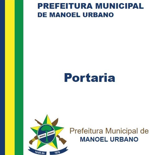 Portaria N° 020/2020 - André Vicente Narciso da Silva
