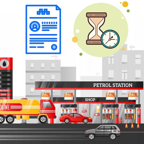 Licença Prévia para Postos de Combustíveis