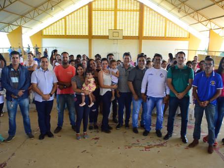 Mães da zona rural de Sena Madureira recebem festa pelo Dia das Mães