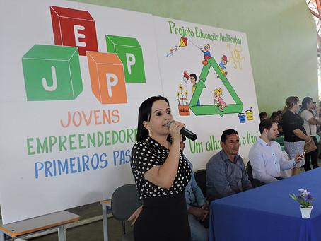 Escolas da rede de ensino municipal encerram projeto Jepp e Meio Ambiente