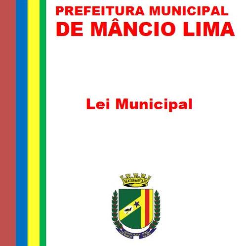 Lei Nº 444/2020 - INSTITUI O CÓDIGO DE POSTURAS DO MUNICÍPIO