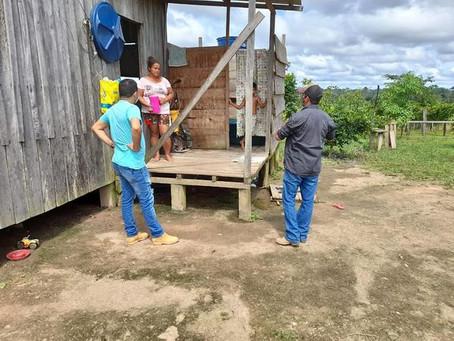 Vereador Amilton visita produtores de Maracujá e busca assistência técnica para o setor