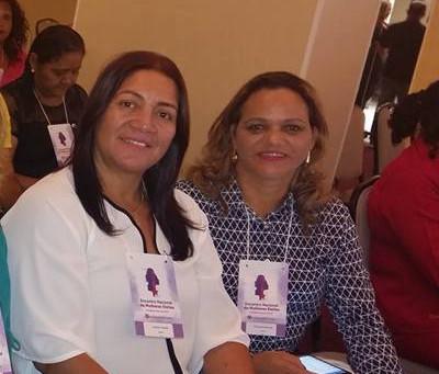 Vereadoras participam de seminário para mulheres