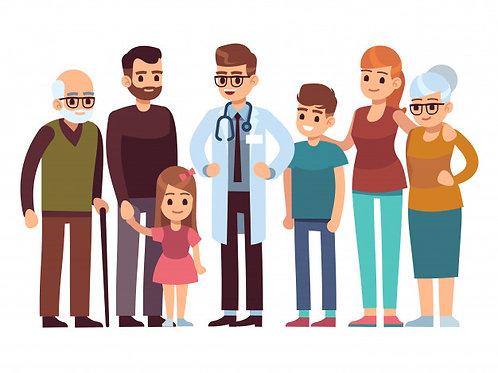 Consulta para Planejamento Familiar
