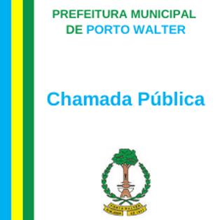 Chamada Pública N° 001/2021 - Móveis em desuso e sucateados e outros