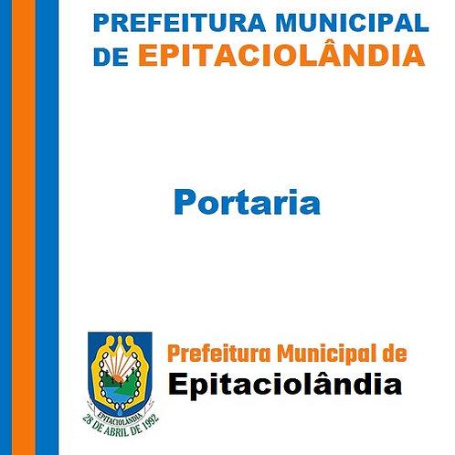 Portaria N°105/2021 - Conceder diária a Senhora LAUCIRENE ALVES FEREIRA