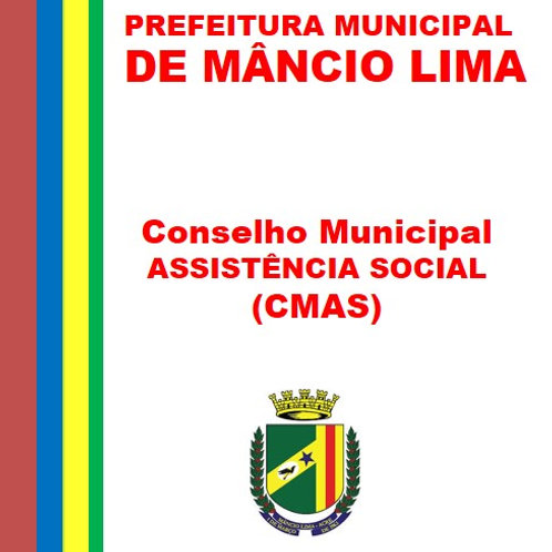 Resolução Nº 08/2020 - Aprovar o Regimento Interno  do CMAS