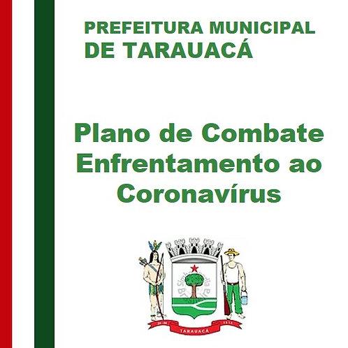 Plano de Ação Coronavírus (Covid) - Educação
