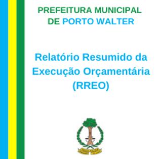 RREO - 1º Bimestre - Janeiro a Fevereiro 2021