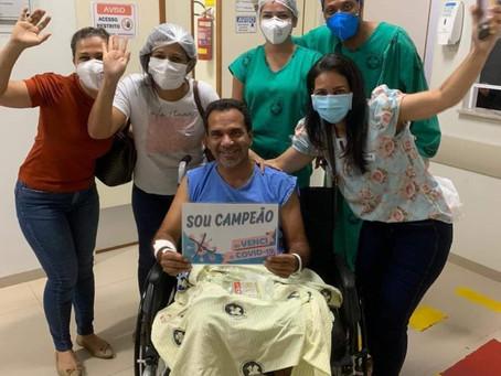 Prefeitura de Rodrigues Alves informa que o prefeito está curado da covid-19