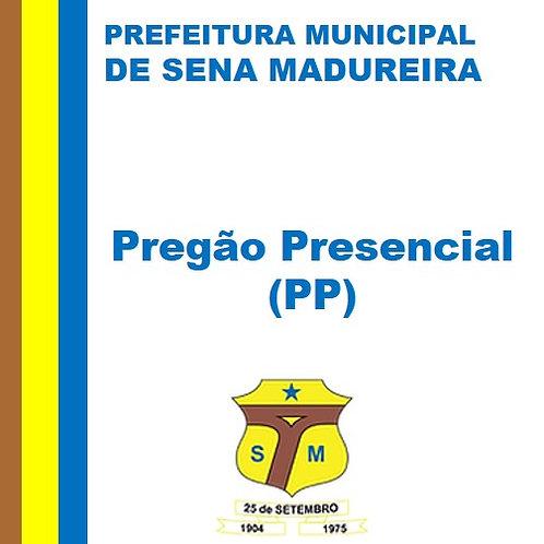 PP SRP 011/2020 -  Insumos de Asfálticos