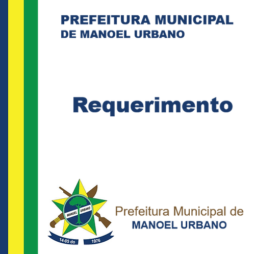 Requerimento -  Elizangela Conceição da Silva
