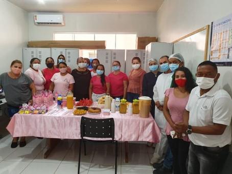Prefeitura realiza atendimento com clínico geral, testes rápidos, consulta ginecológica e PCCU
