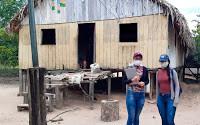Prefeitura de Manoel Urbano leva serviços de assistência social ao Alto Purus