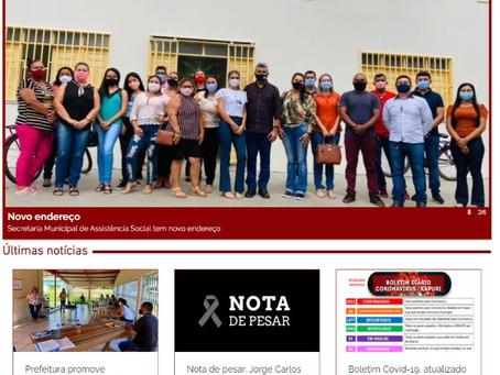 Fique atento: Prefeitura reforça o serviço de transparência prestado pelo portal oficial