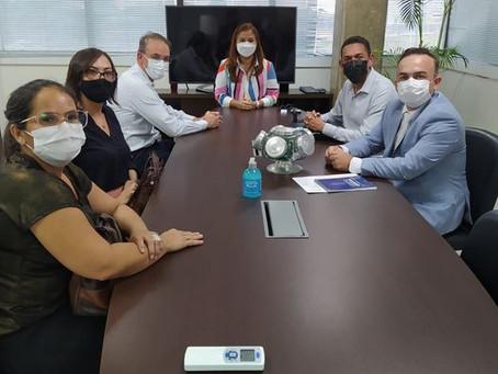 Prefeito busca TJAC para negociar dívida de precatórios do município de Assis Brasil