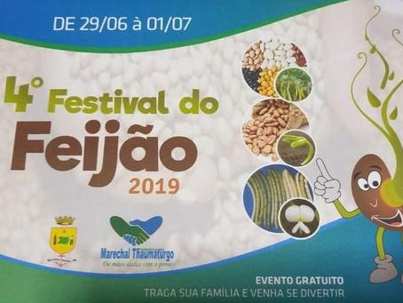 Prefeitura e Sebrae iniciam oficialmente os preparativos do 4 Festival do Feijão