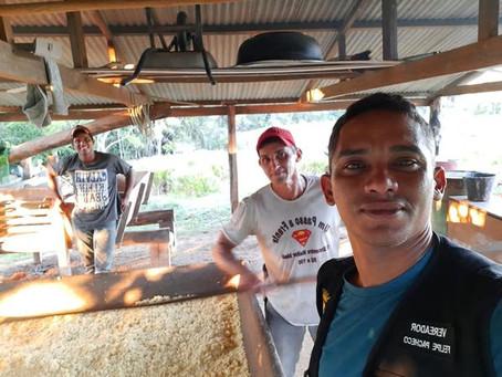 Vereador Felipe Pacheco busca melhorias para a comunidade do ramal Chico Sabino e Chico Mendes