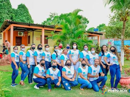 Prefeitura de Porto Acre realiza a 9ª Conferência Municipal de Assistência Social (CMAS)