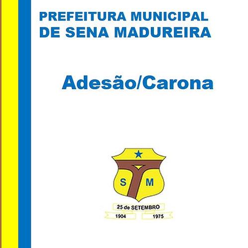 Adesão/Carona N° 001/2020  -  Material Gráfico