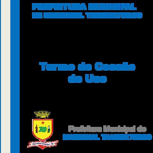 Termo de Cessão - ÁREA RURAL PARA URBANIZAÇÃO E ARRUAMENTO n.º 001/2019