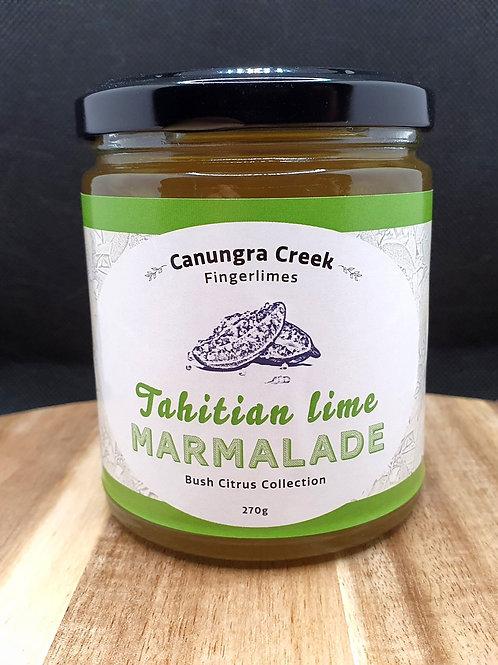 Tahitian Lime Marmalade 270ml