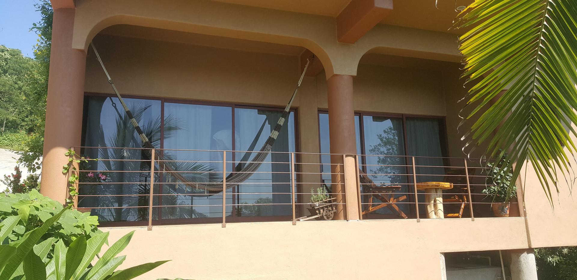 Casa Arcoiris Zihuatanejo-Iguana Room Po