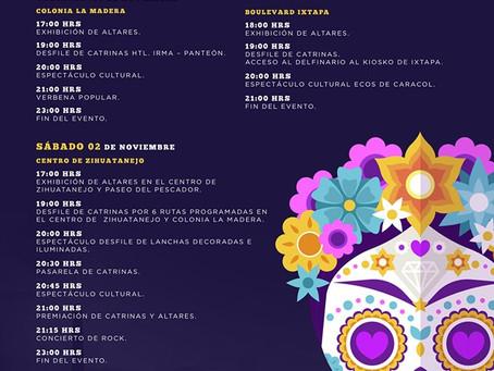Dia de los Muertos Zihuatanejo 20
