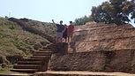 Pyramids at La Chole Archeological site