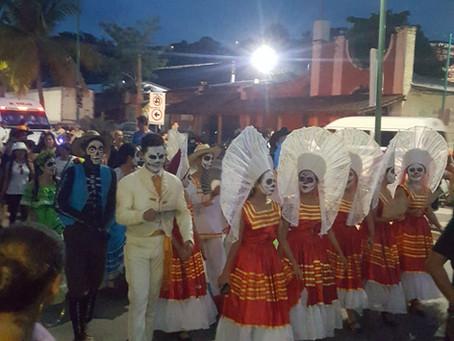 Dia de Muertos events 2018 Zihuatanejo