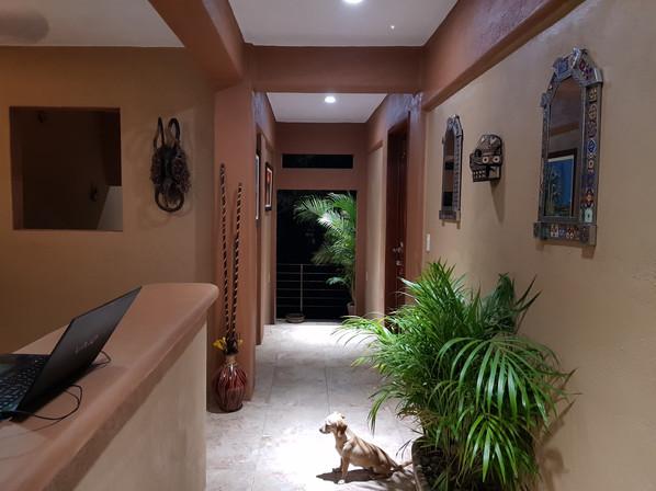 Main entrance way