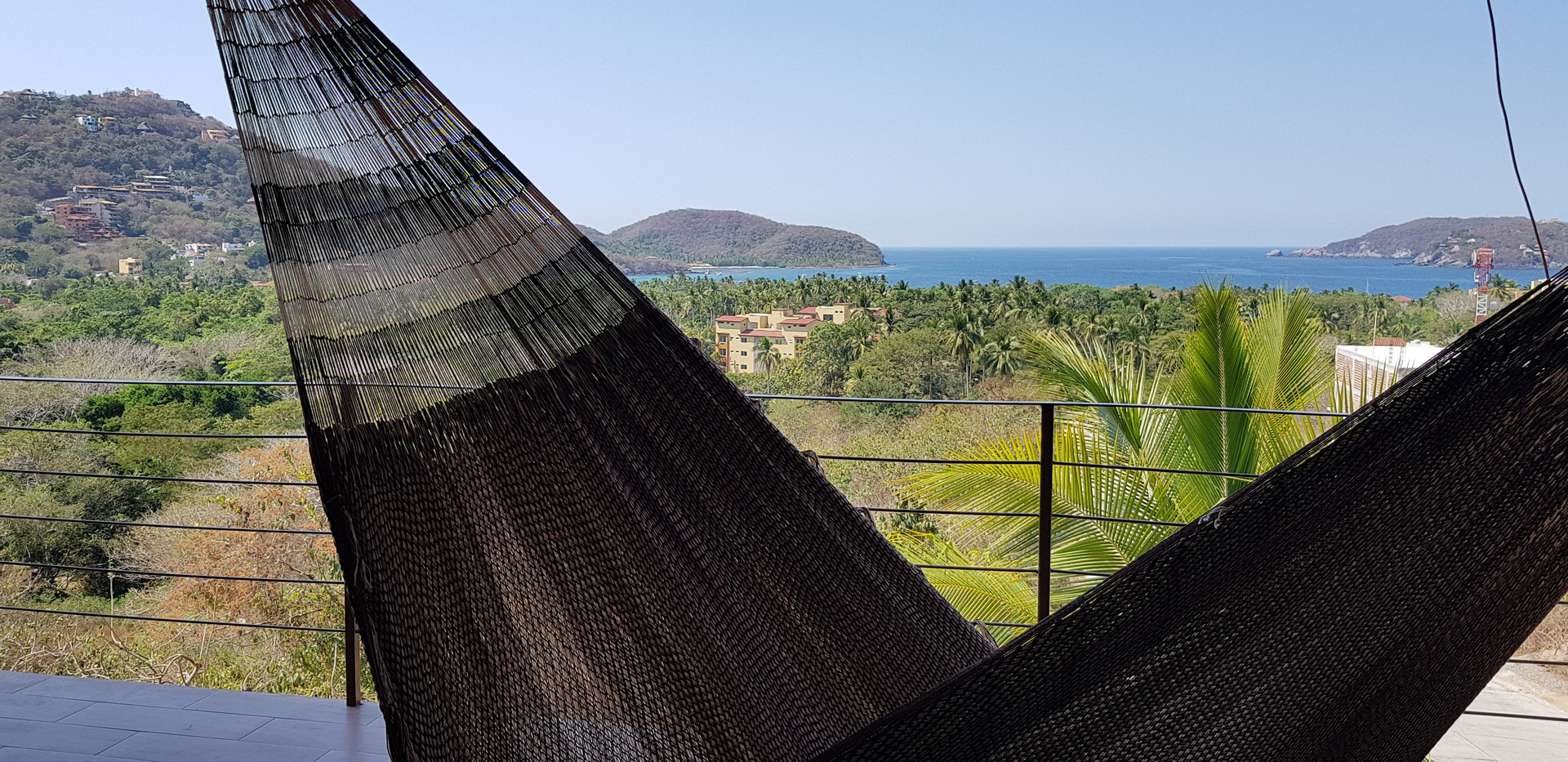 Hammock on Pez Vela Room Terrace